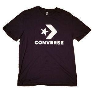 Navy Blue Converse Shirt